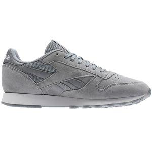 Reebok Classic Leather NM Herren Sneaker grau weiß – Bild 4