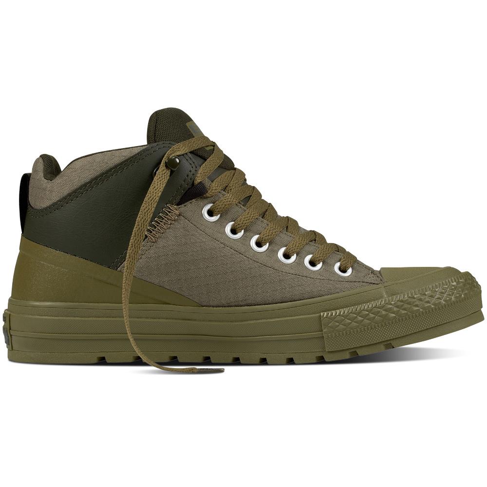 Converse CT AS Street Boot Hi Sneaker medium oliv