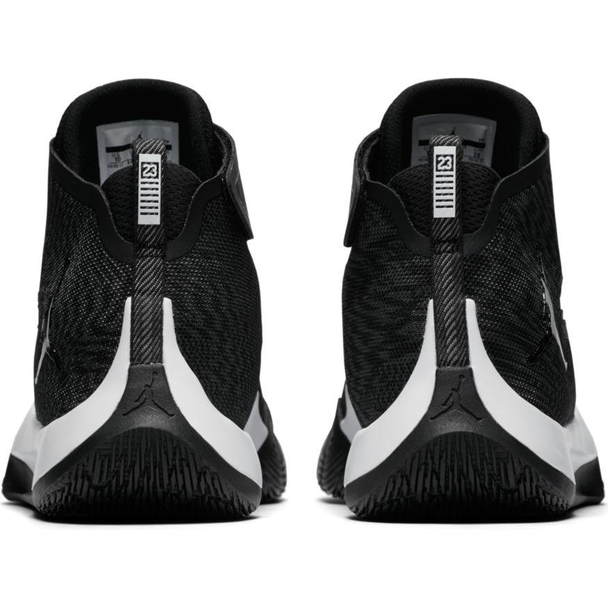70357c882428 Jordan Fly Unlimited Basketball High-Top Sneaker schwarz weiß – Bild 4