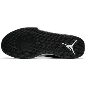 Jordan Fly Unlimited Basketball High-Top Sneaker schwarz weiß – Bild 6