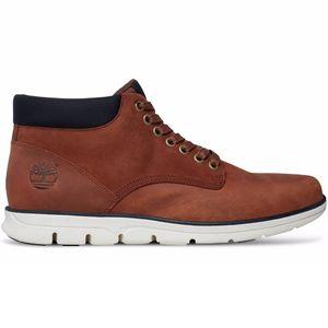 Timberland Chukka Leather Herren Boot Stiefel braun – Bild 1