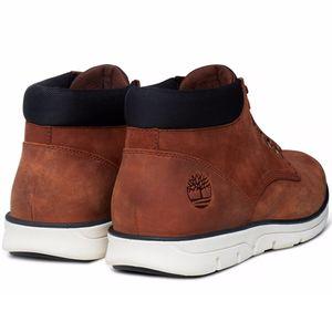 Timberland Chukka Leather Herren Boot Stiefel braun – Bild 3