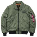 Alpha Industries Men's CWU VF BL Jacke olive