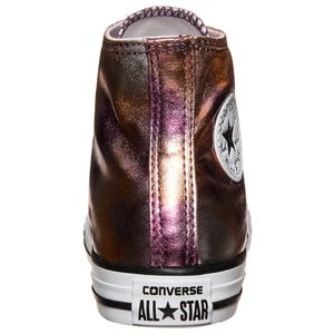 Converse CT AS Hi Chuck Taylor All Star Kinder metallic dusk pink – Bild 4