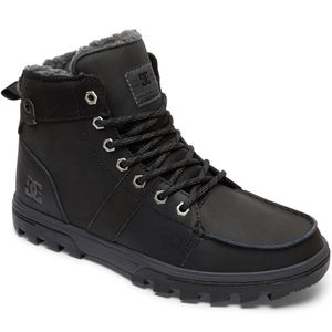 DC Shoes Woodland Herren Winter Boot schwarz – Bild 3