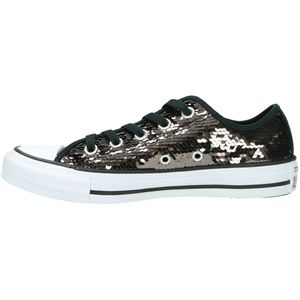 Converse CT AS OX Chuck Taylor All Star gunmetal white – Bild 2